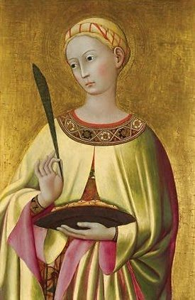 """Saint Lucy"""