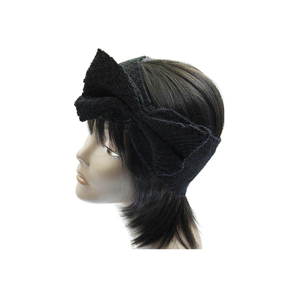 Black Knit Bow Headband Trendarty.com follow us on: https://www.facebook.com/trendarty/?ref=hl https://twitter.com/trendarty5 https://es.pinterest.com/trendarty/ and https://vimeo.com/trendarty #belleza #beauty #moda #invierno #gorros #gorras #hat #ropadeinvierno #abrigo #chaquetas #bufandas #guantes #lluvia #nieve #cortaviento #abrigarse #modamuje #modahombre #modadeinvierno #pañuelos #fulares #ponchos #poncho #escharpes #mantas #turbantes #cintadelpelo #cinta #seda #diadema