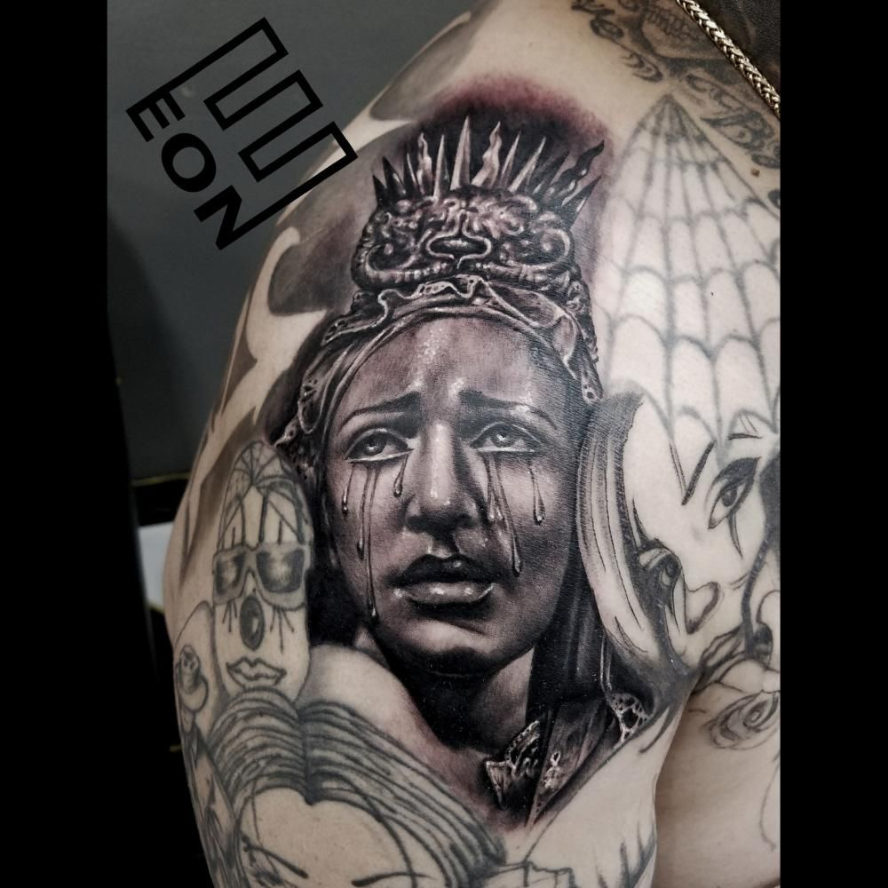 Josh Eon Johnson Denver Tattoo Artist In 2020 Denver Tattoo Artists Tattoo Artists Cool Shoulder Tattoos