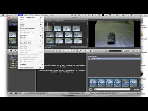 How To Create A Stop Motion Video Using Imovie Multimedia