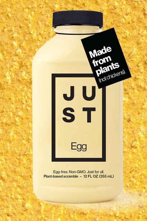 The Definitive Guide To Just S Vegan Egg Vegan Eggs Protein In Beans Vegan