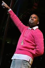 Kanye West Gap Intern Pink Dress Shirt Wear Pink Pink Fashion