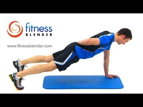 my monday workout bodyweight workout routine  nonstop