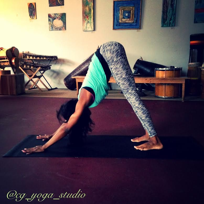 Yoga Pose Weekly » Upload To WinDownward Facing Dog Pose From Clear Gardens  Yoga Studio »