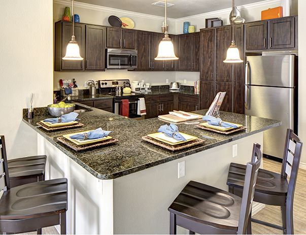 My Model Apartment Kitchen | Apartmeant For Me | Pinterest | Student ...