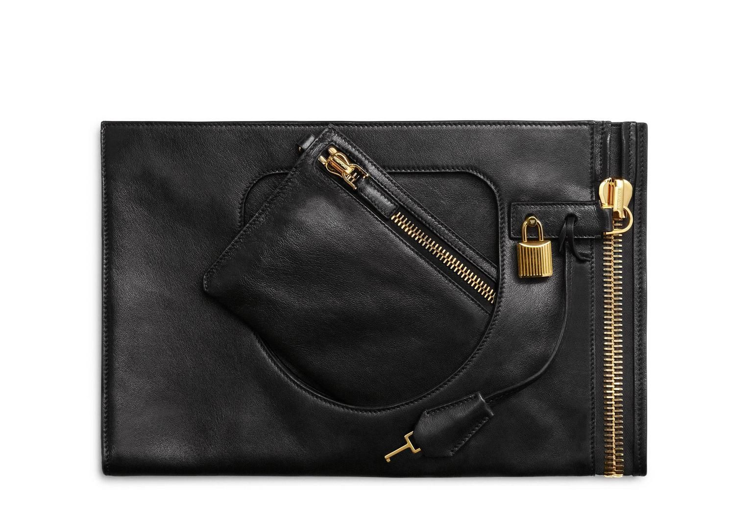 Alix Small Leather Bag
