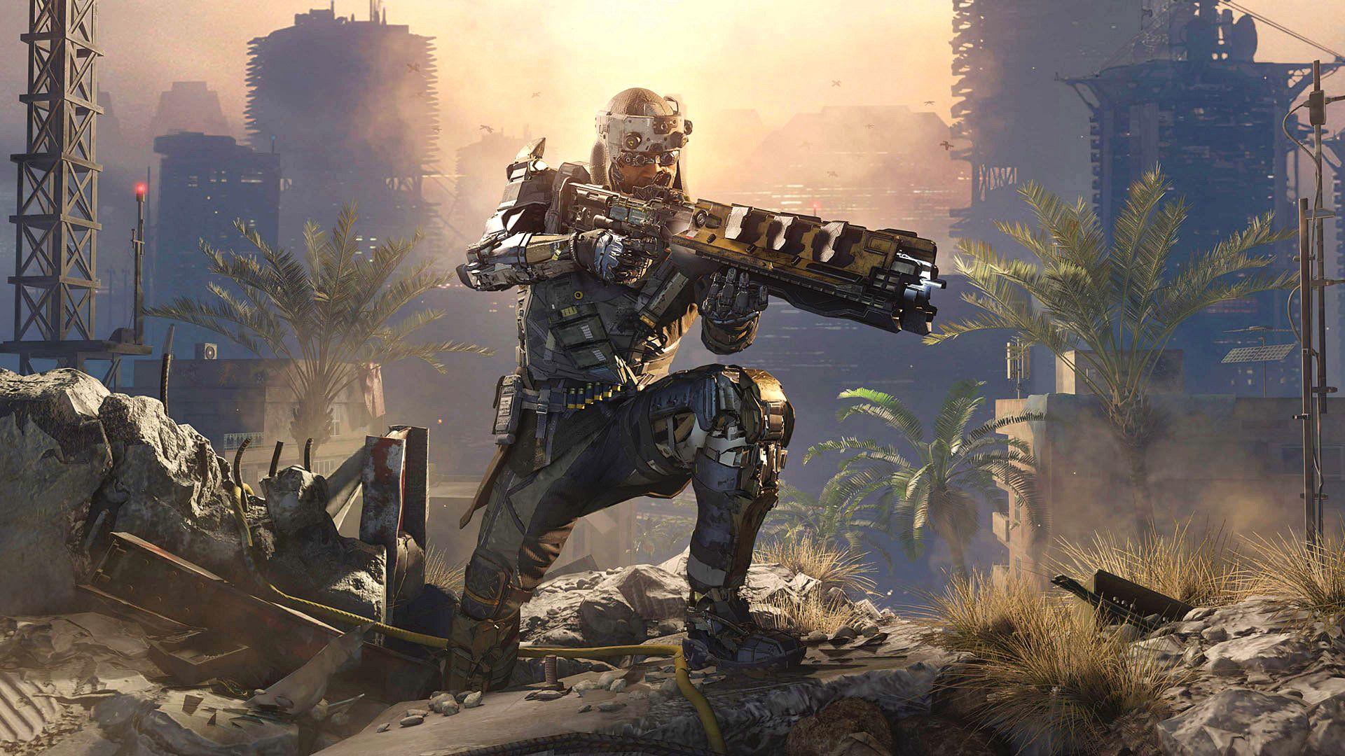 Cod Black Ops 3 Specialist Prophet Call Of Duty Black Ops 3 Call Of Duty Black Ops Iii Call Of Duty