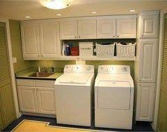 Laundry Hiding Dryer Vent Laundry Room Remodel Basement Laundry Room Laundry Room Makeover