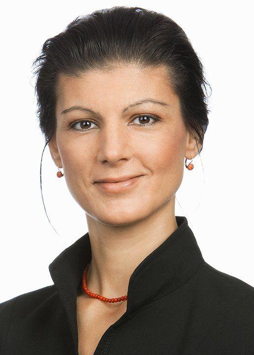 Politikerin Wagenknecht
