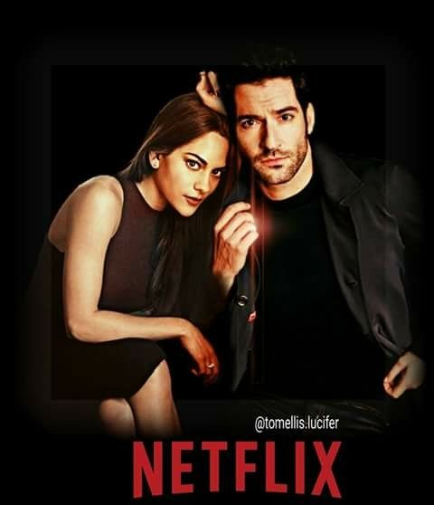 Lucifer Saison 4: Adam Wife Eve And Lucifer