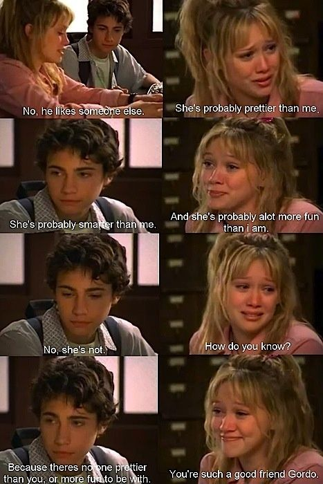 23 Reasons Gordo From 'Lizzie McGuire' Is The Perfect Boyfriend #lizziemcguire