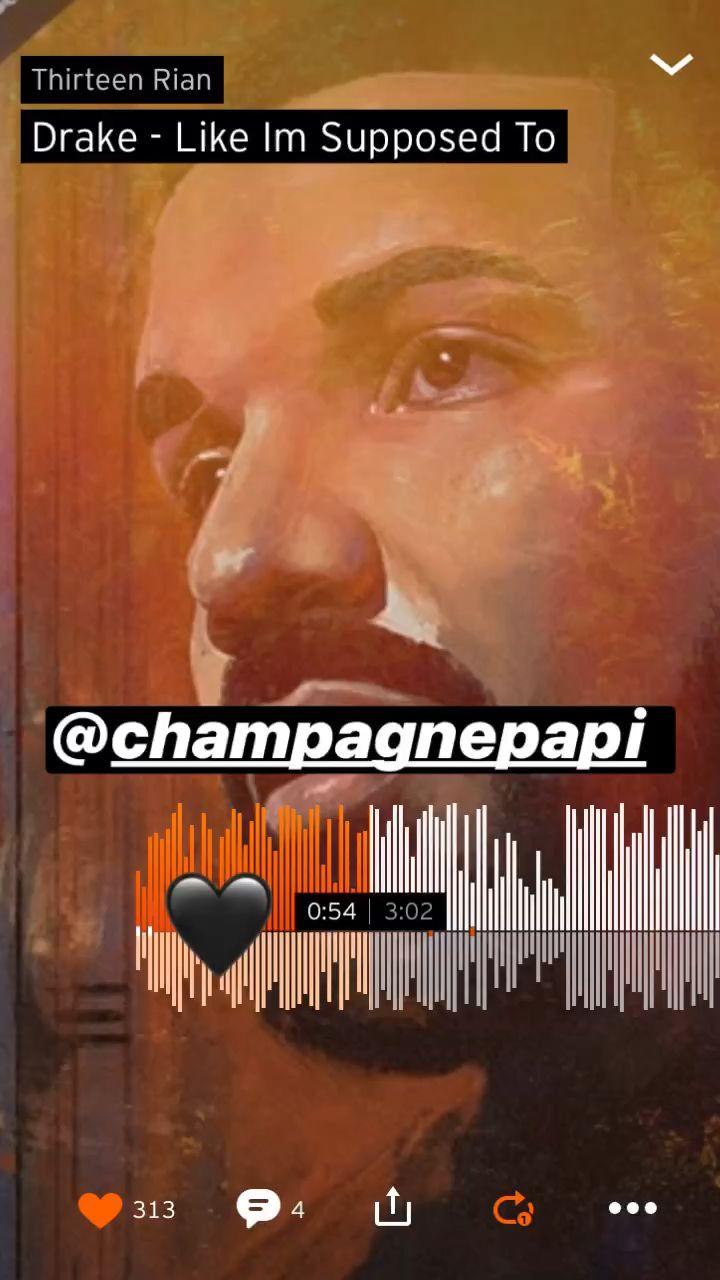 Like Im Supposed To Drake : supposed, drake, Video], Drake, Lagu,, Musik,, Musik