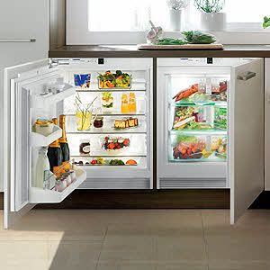 Liebherr Undercounter Refrigerators Save Lots Of Space In