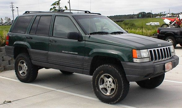 Will S 1998 Jeep Zj Grand Cherokee Jeep Zj Jeep Grand