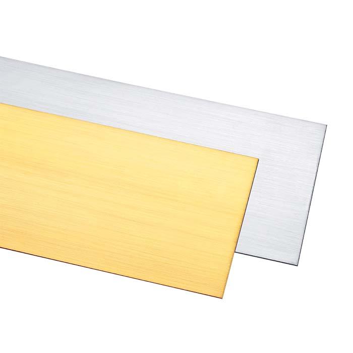 22k Yellow Gold And Argentium Silver 3 Bi Metal Sheet 16 Ga Argentium Silver Argentium Metal Sheet