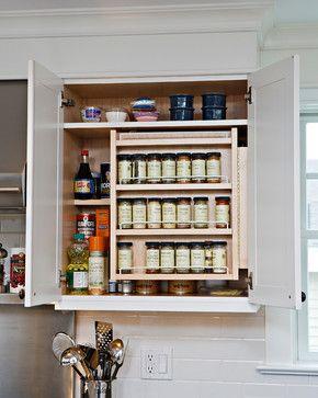 Spice Rack Ideas 2 719 Swing Out Spice Rack Home Design Photos House Design Kitchen Spice Rack Design House Design Photos