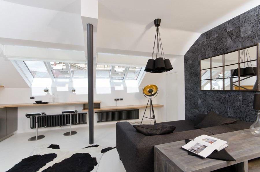 Arredamento Loft ~ Idee di arredamento per loft n.05 interior design pinterest