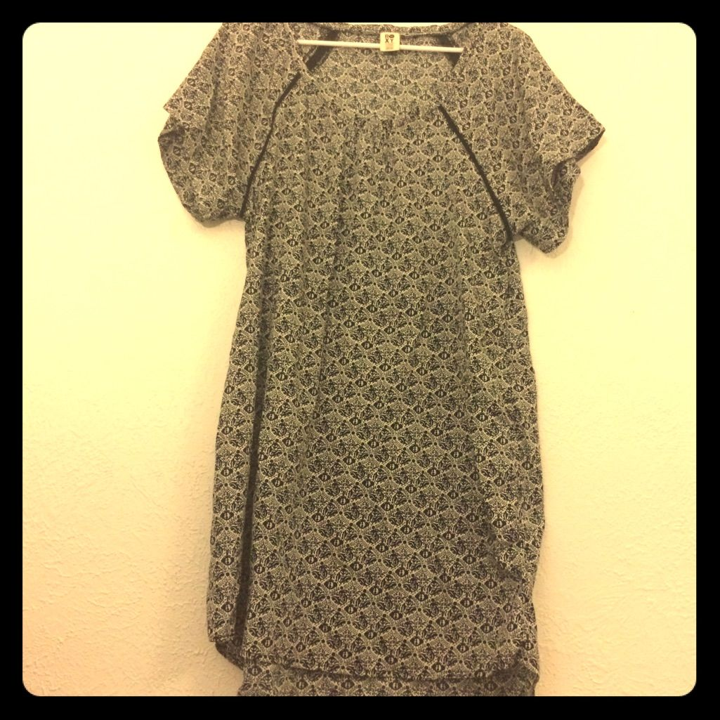 Roxy Dress/Beach Cover-Up