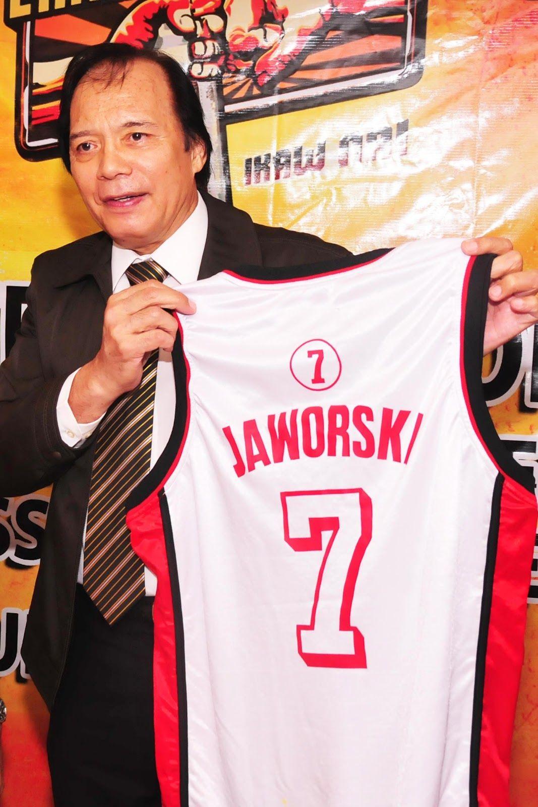 "Robert ""The Big J"" Jaworski | Chinese basketball association"