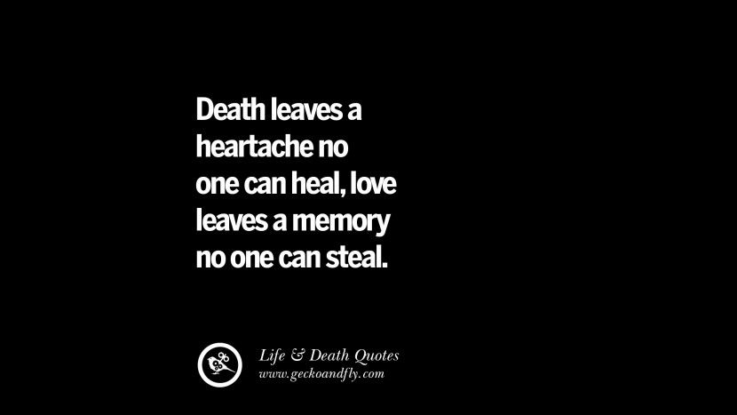 20 Inspirational Quotes On Life Death And Losing Someone