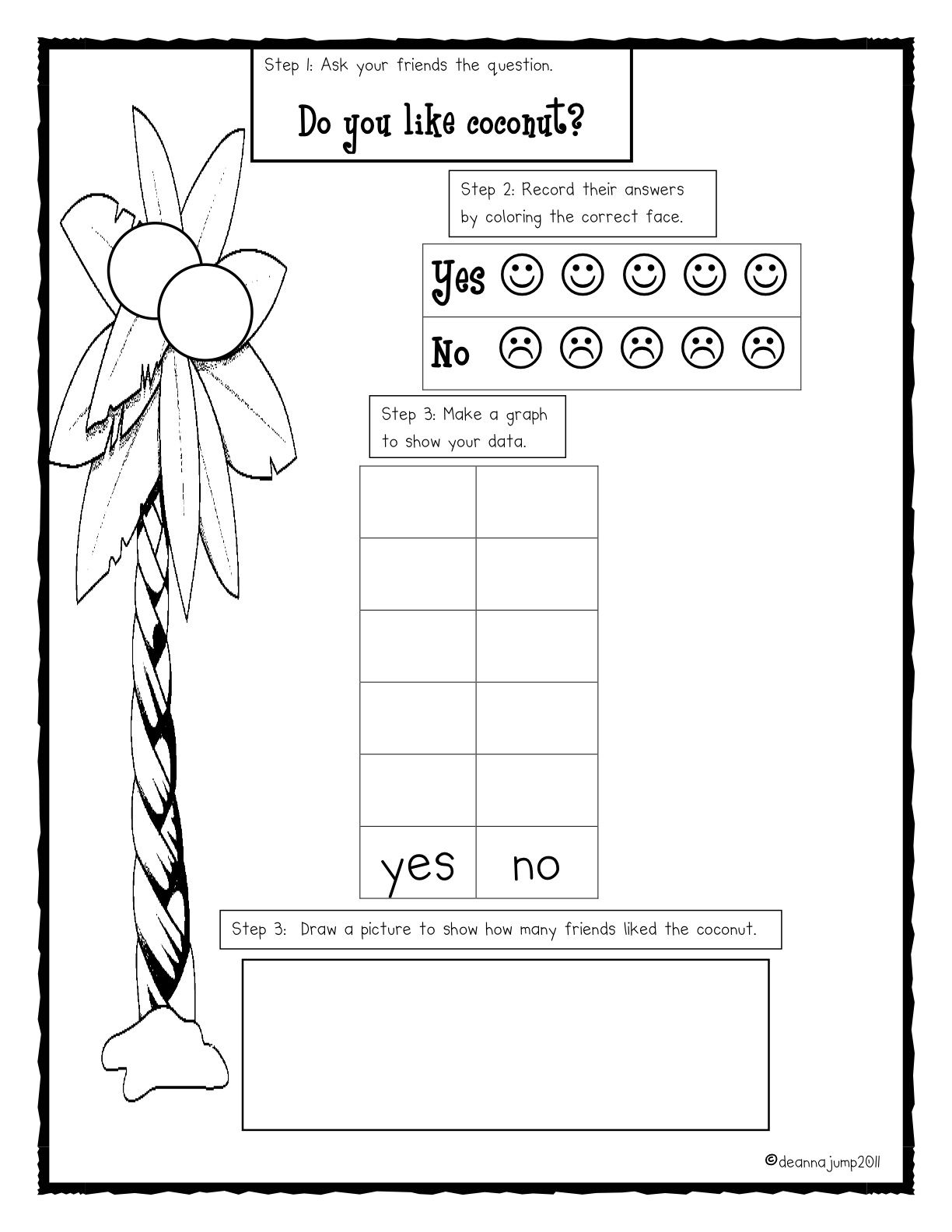 Graphing worksheet mrs kent pinterest graphing worksheets kindergarten graphing worksheet robcynllc Choice Image