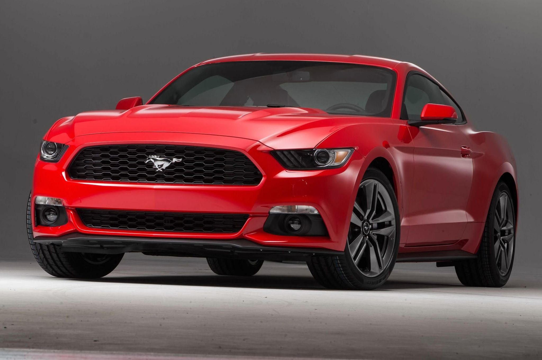 after weeks of leaked images slipping through the net ford has finally officially revealed the all new mustang with the muscle car set for a right hand - The All New Ford Mustang Gt
