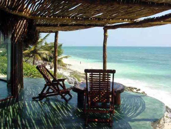 Cabana Tulum Beach The Best Beaches In World