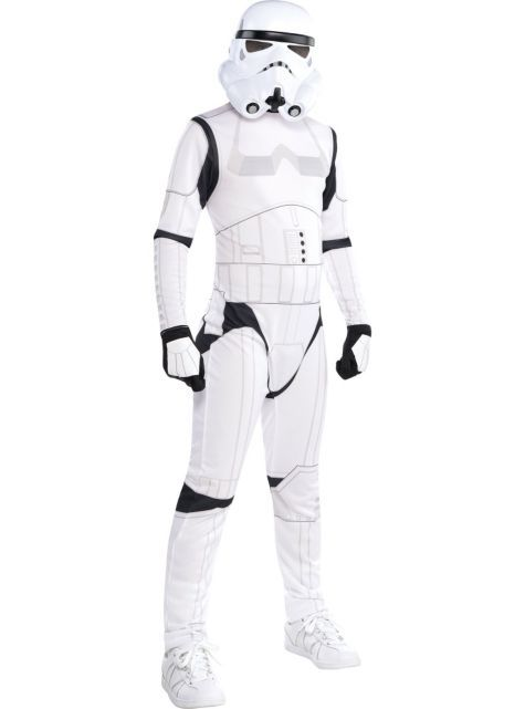 Boys Stormtrooper Costume - Star Wars - Party City | Kid stuff ...