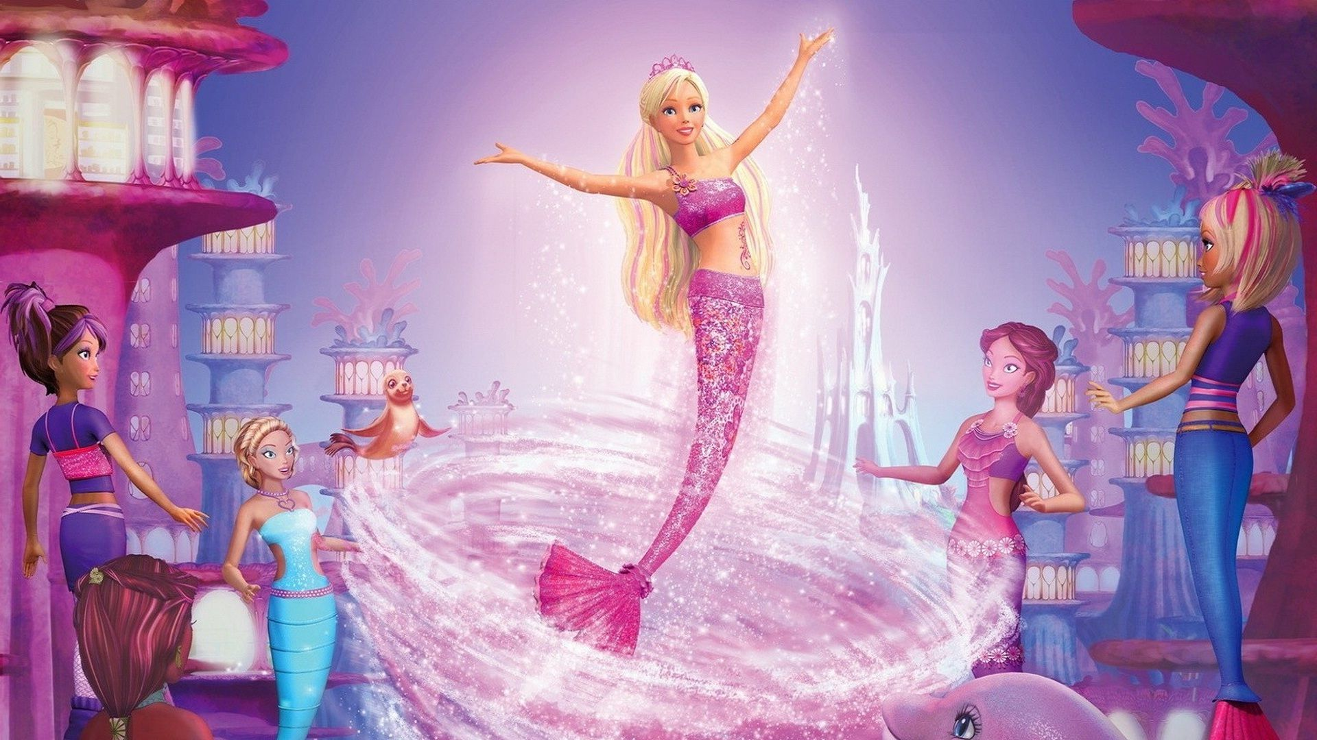 Click here to download in HD Format &gt-&gt- Barbie Island Princess ...
