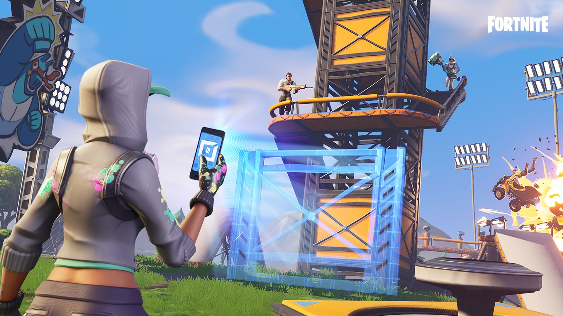 State Of Development Fortnite Creative Epic Games Have Just Released A Blog On Fortnite Creative Which Can Be Seen Below Heya Fort Fortnite Epic Games Epic