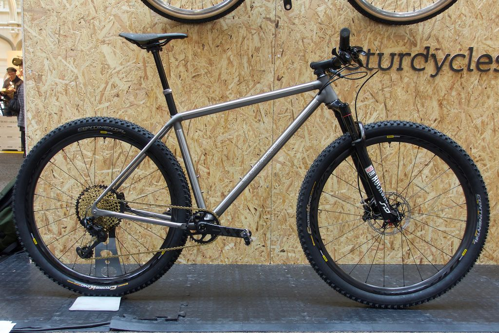 5 Metal Hardtails From The Bespoked Show 2019 With Images Kids