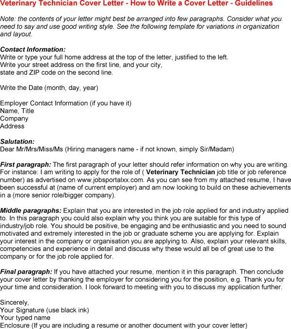 veterinary radiology technician jobs employment indeed com letter ...