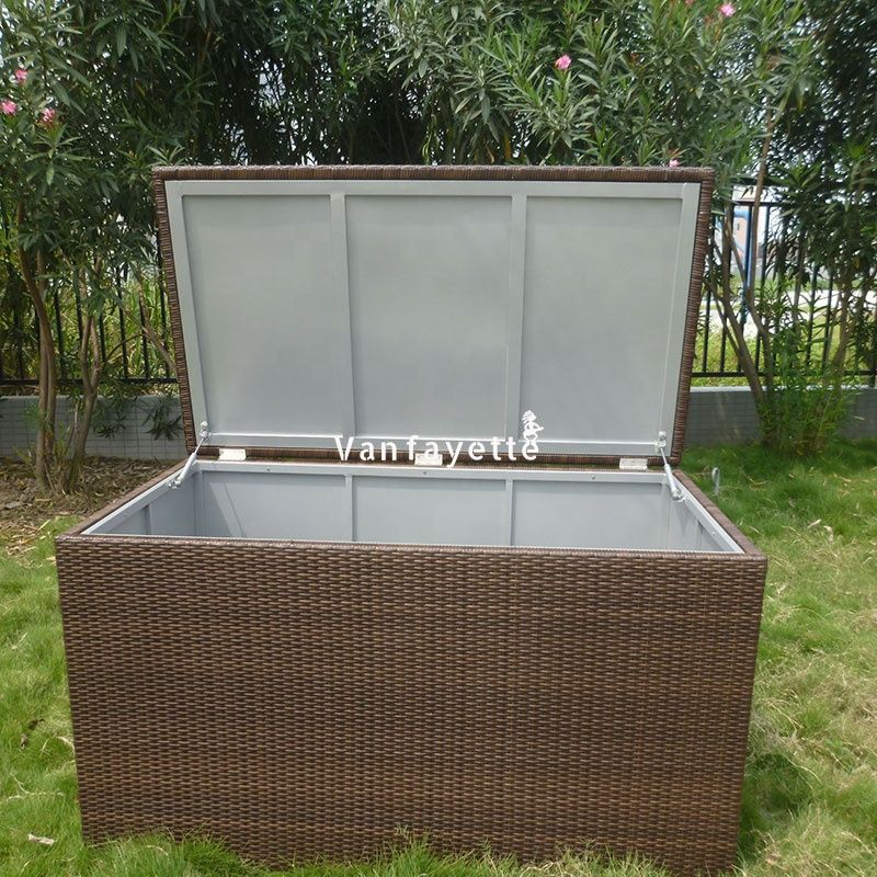 Waterproof Outdoor Cushion Storage Box Garden Cushion Box Buy