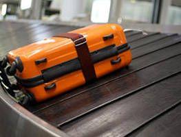 Baby dies on airport luggage belt