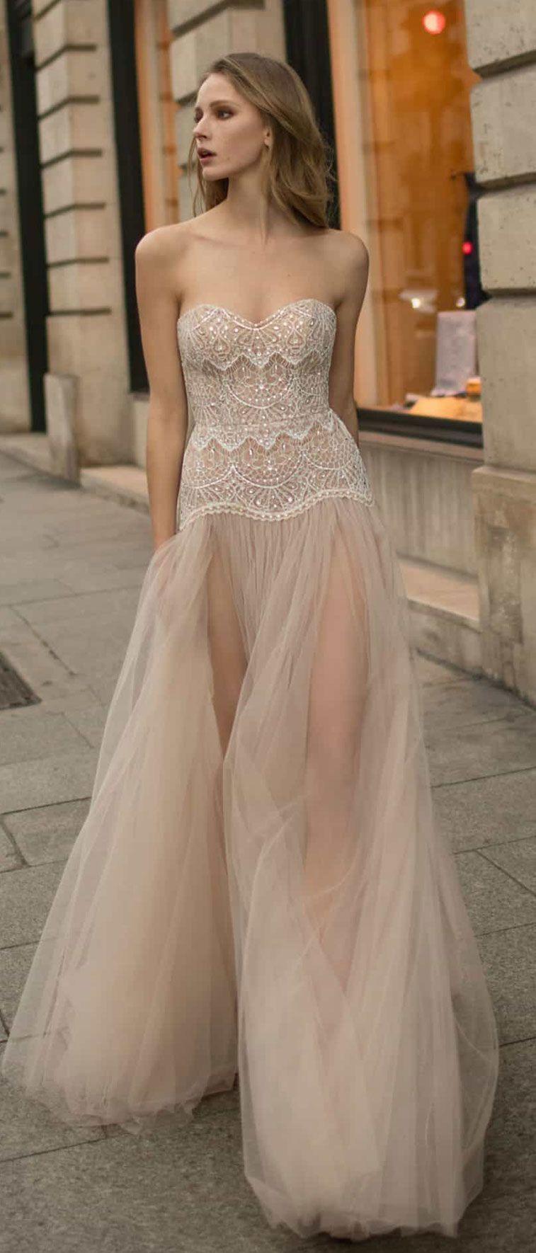 Eisen Stein Wedding Dresses Light Feather Bridal Collection