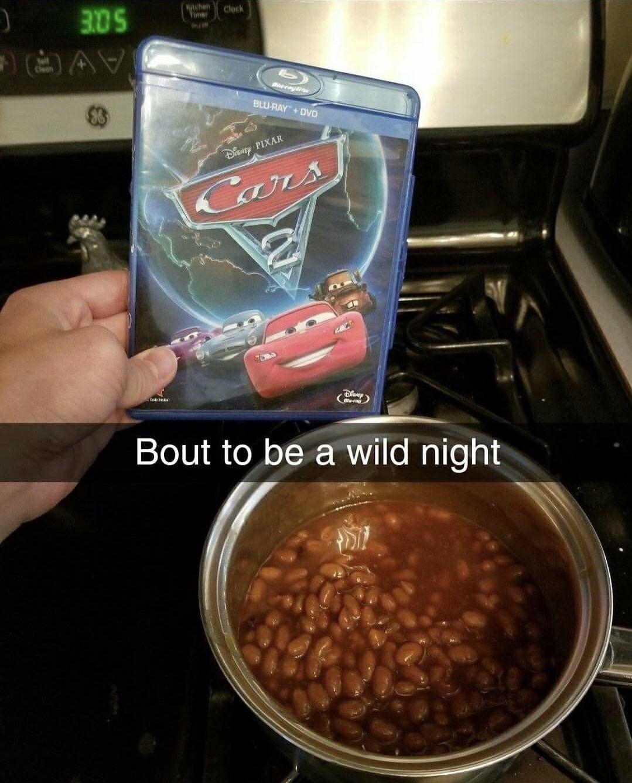 Cars 2 Beans : beans, Fresh, Memes, Start, Right, #funnymemes, #Cars2, #Beans, #WildNight, Memes,, Funny, Fails,, Dankest