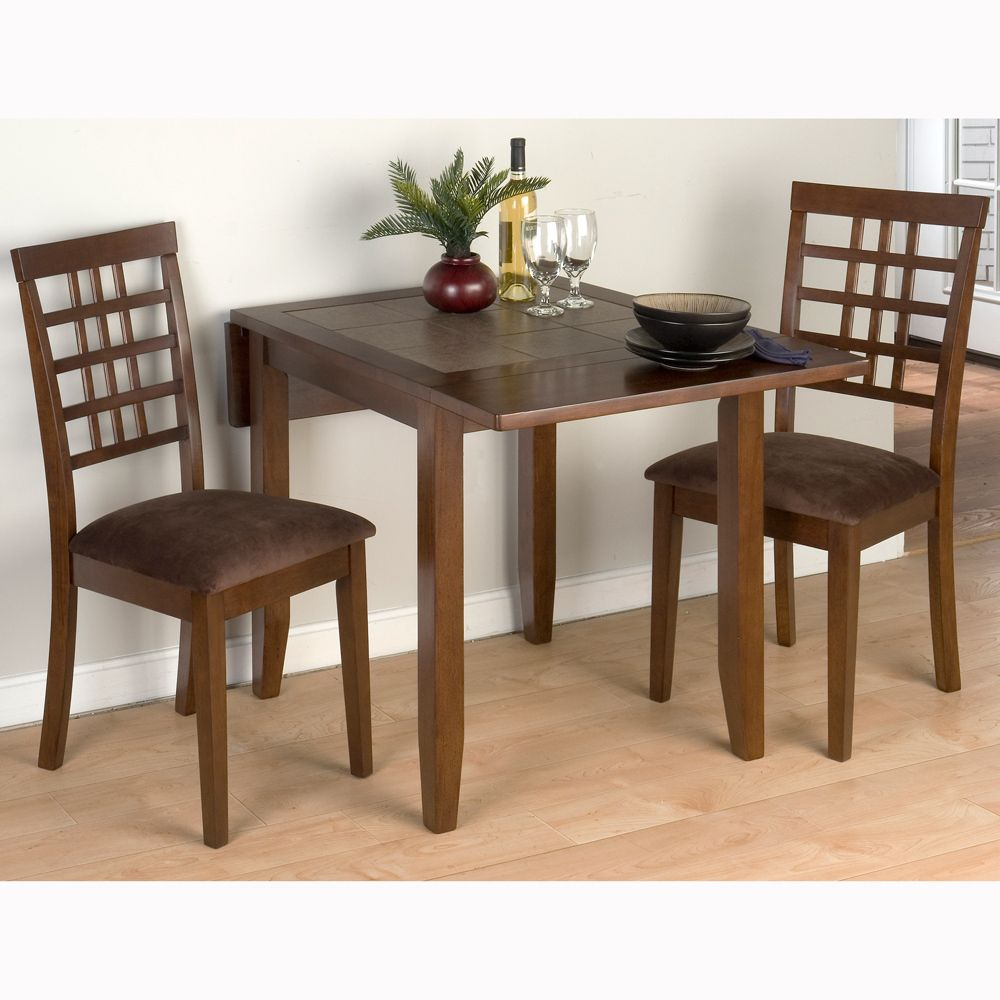 Caleb Drop Leaf Dining Table Chairs By Jofran 976 30 With