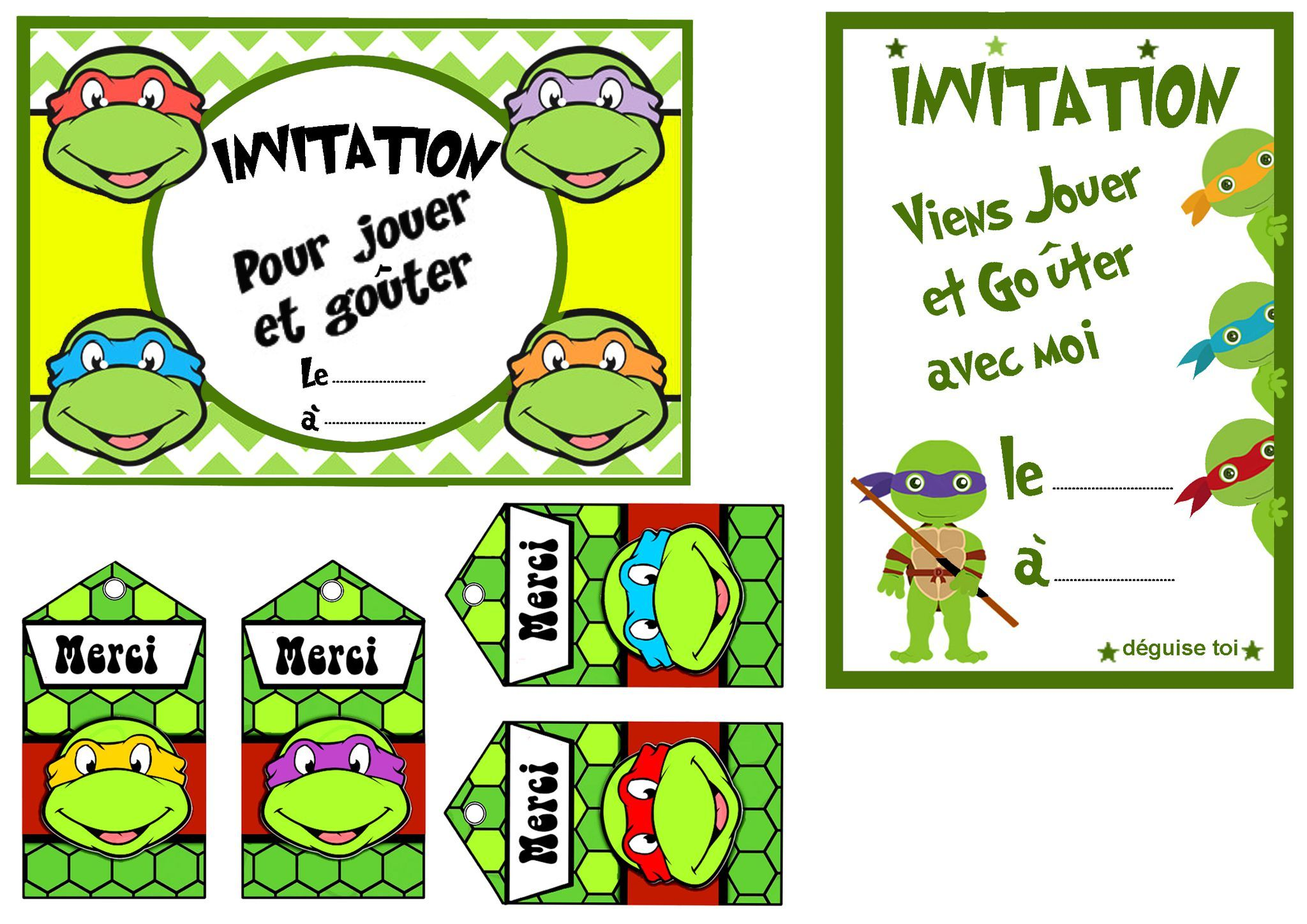 Unique Image A Imprimer tortue Ninja