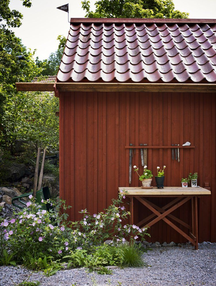 Delin Arkitektkontor In 2020 Summer House Architect Design Wood Roof