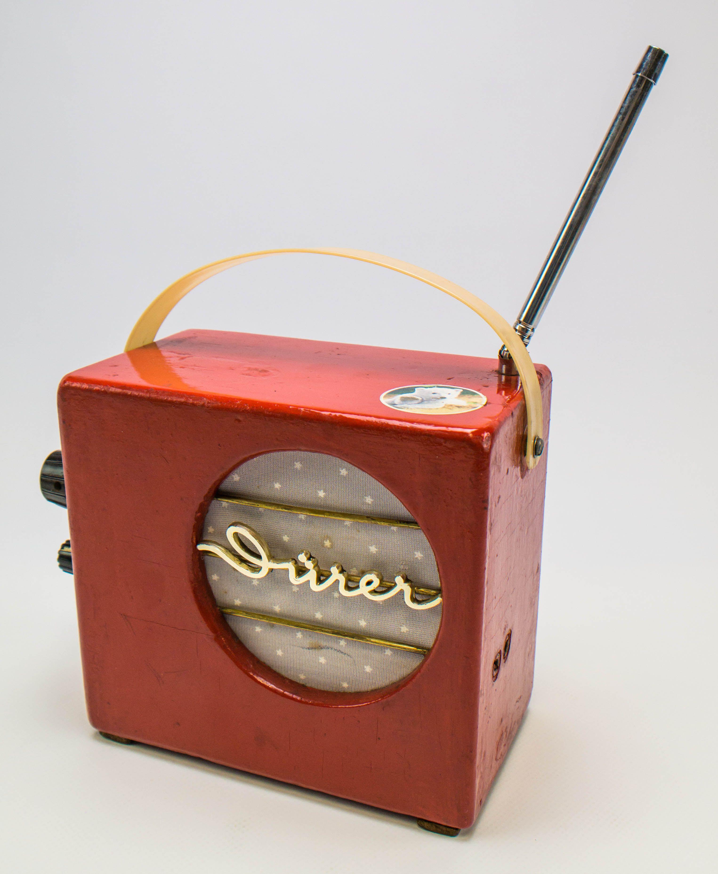 "ddr museum - museum: objektdatenbank - ""selbstgebautes radio"