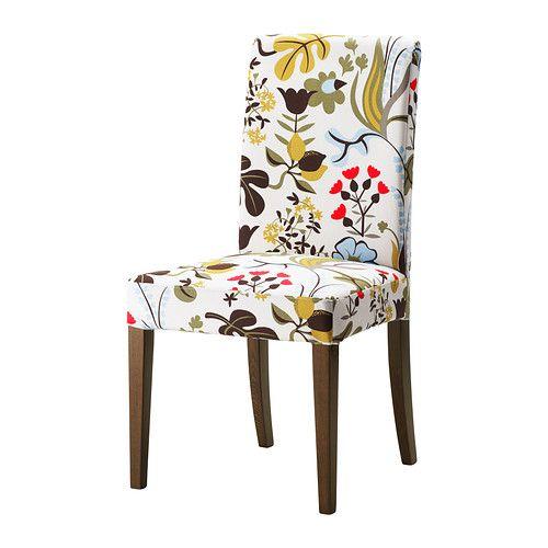 Henriksdal Chair Brown Blomsterm 229 La Multicolour