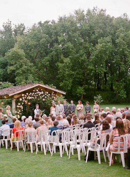 An Outdoor Summer Wedding At Camrose Hill Flower Studio