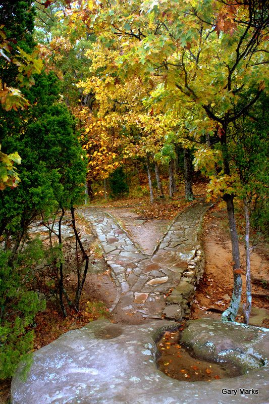 Garden Of The Gods Observation Trail Shawnee National Forest Illinois So Il Trails To