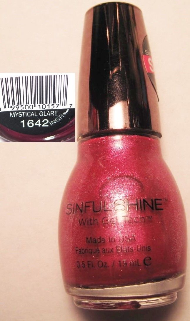 Sinful Colors - Mystical Glare #1642