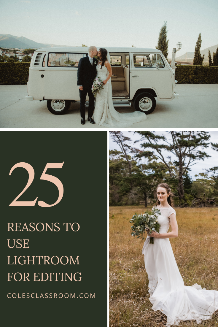 25 Reasons Why You Should Use Lightroom To Edit Your