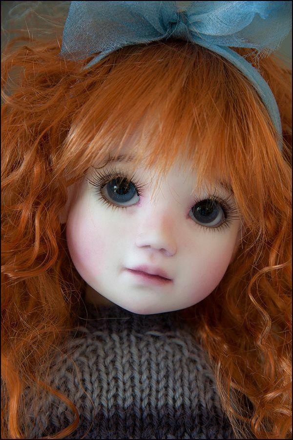 Australian BJD's by WizWorx by Liz Frost Girl dolls