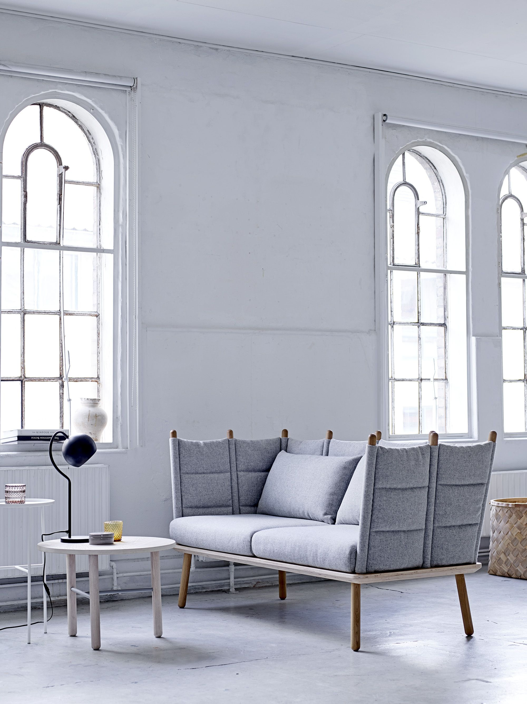 NORA design sofa by Bloomingville <3 | Living room inspiration ...