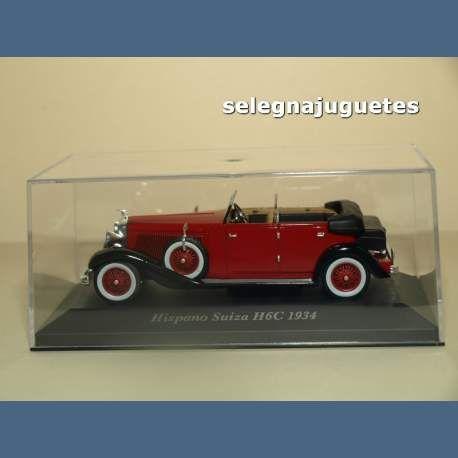Hispano Suiza H6C 1934