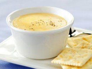 recetas crema de queso