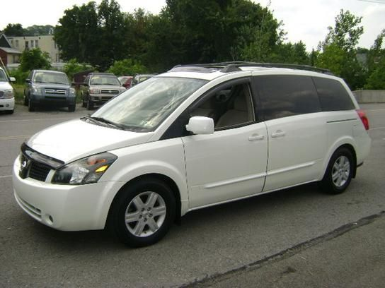 Nissan Quest Minivan Turbo 25 Mini Van Nissan Quest Autotrader